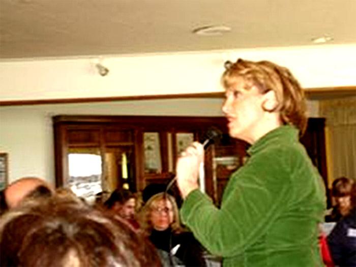 Kira Speaking Seminar