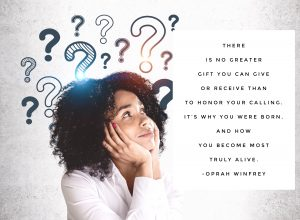 Give yourself the gift and find your why.