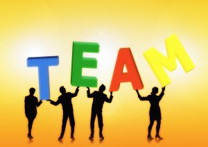 Having A Team Makes Success More Enjoyable